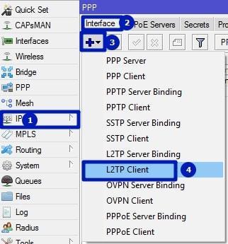 L2tp-client